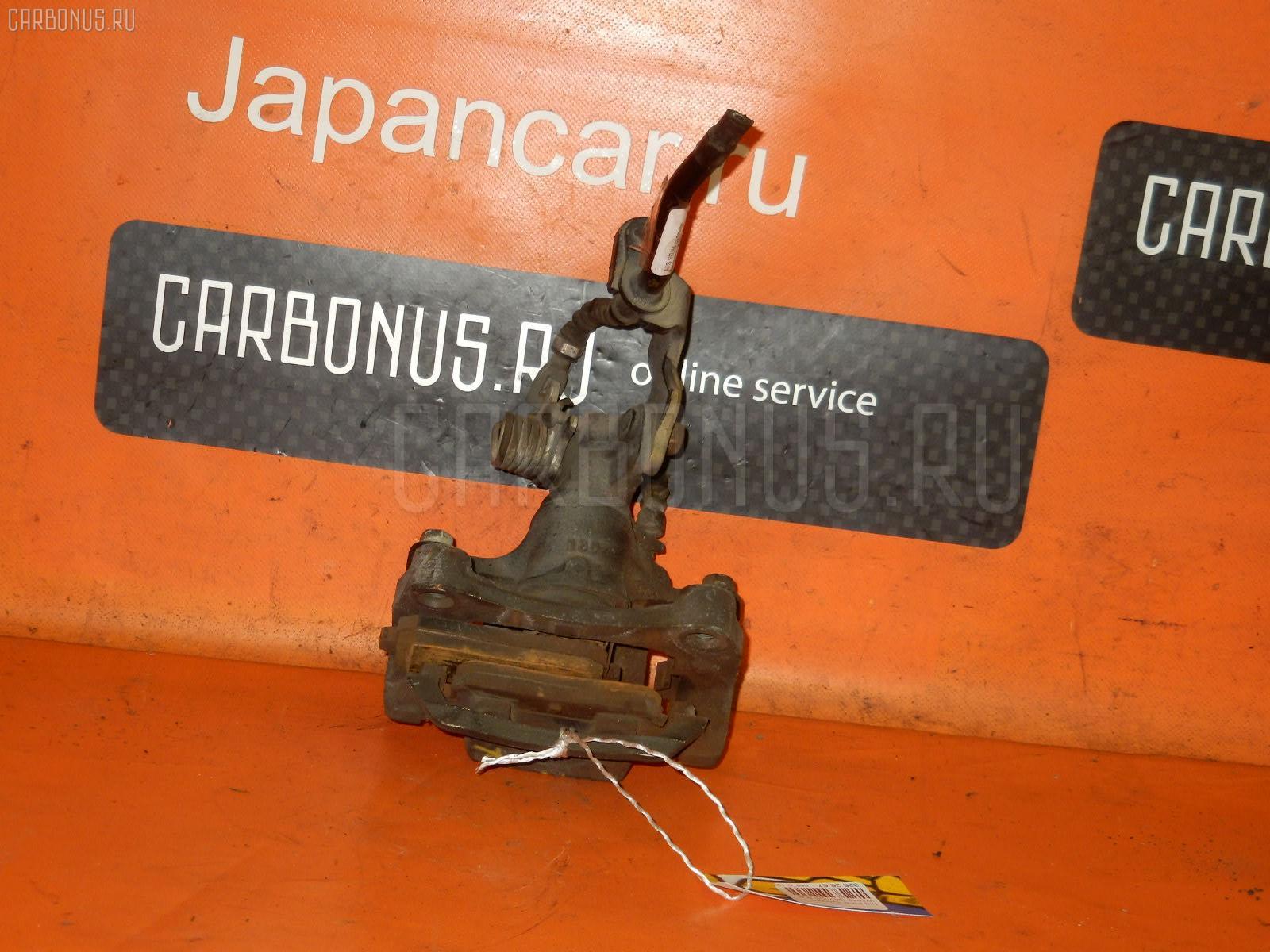 Суппорт NISSAN PRIMERA WAGON WTP12 QR20DE. Фото 6