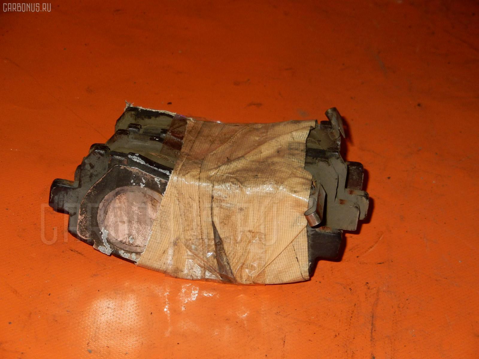 Тормозные колодки SUBARU LEGACY WAGON BH5 EJ20. Фото 5