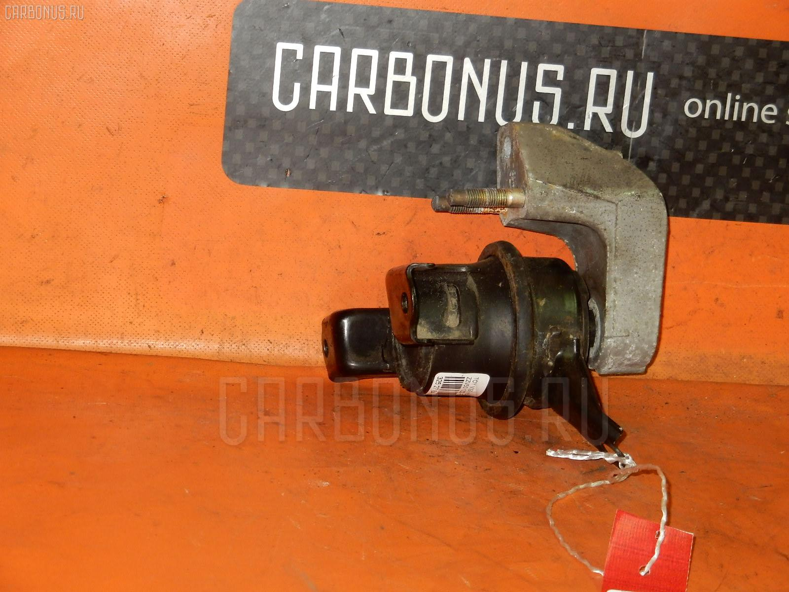 Подушка двигателя TOYOTA VISTA ZZV50 1ZZ-FE. Фото 1