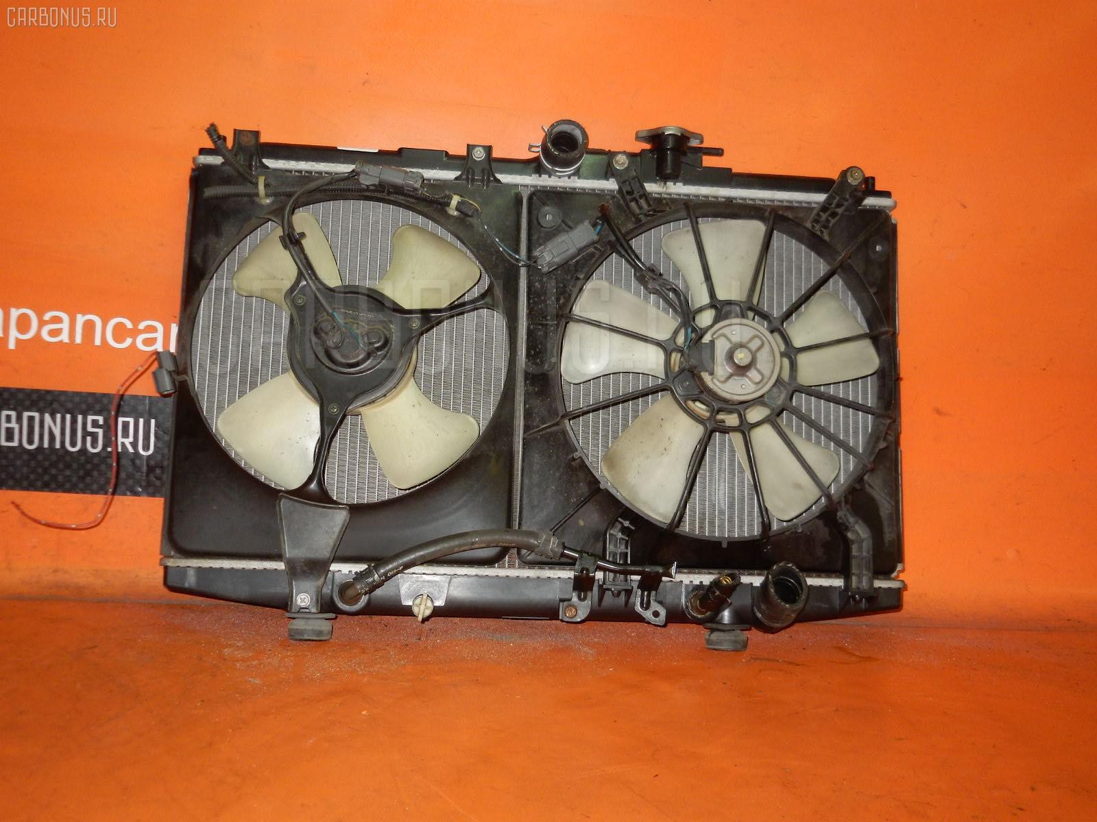 Радиатор ДВС HONDA AVANCIER TA1 F23A. Фото 5