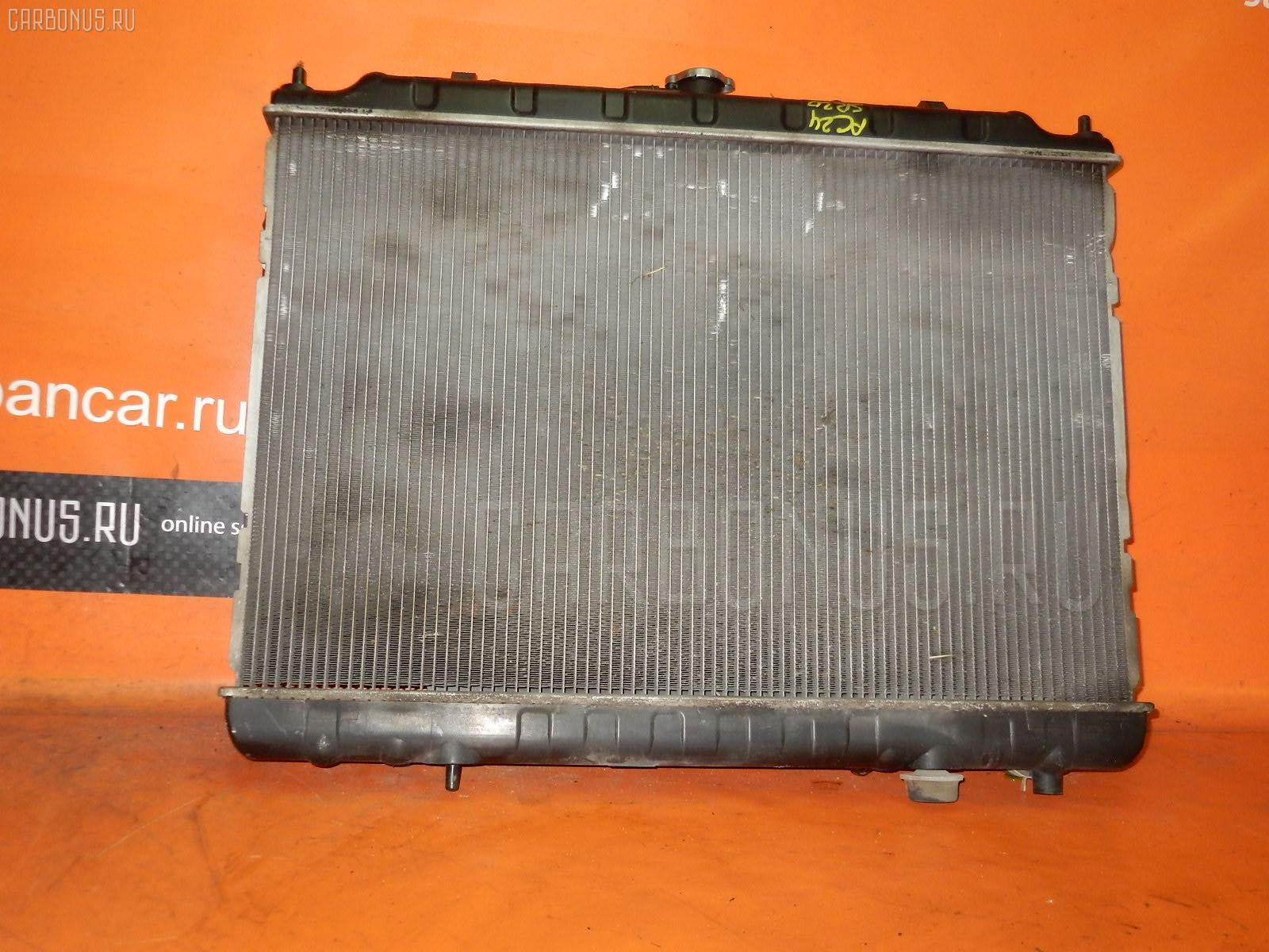 Диффузор радиатора NISSAN SERENA PC24 SR20DE Фото 2