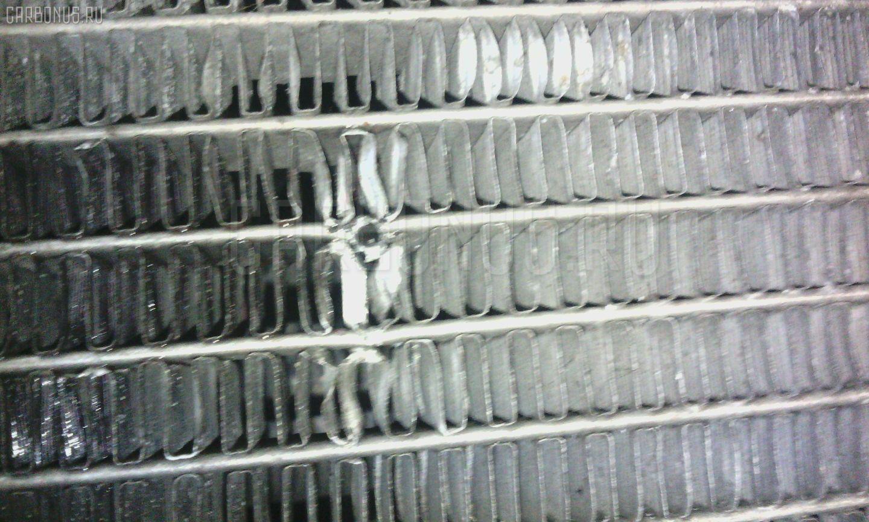 Радиатор ДВС NISSAN PRESAGE U30 KA24DE Фото 1