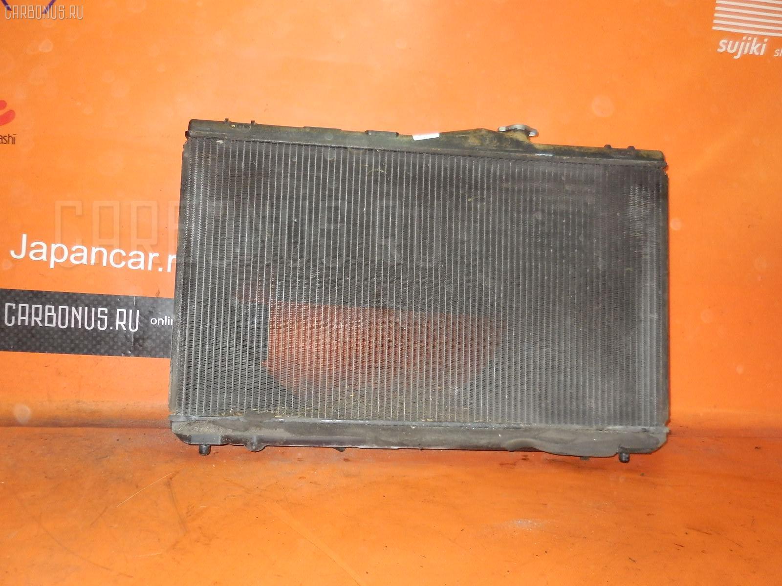 Радиатор ДВС TOYOTA GX90 1G-FE. Фото 9
