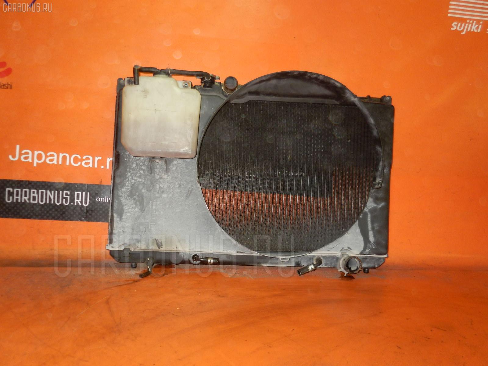 Радиатор ДВС TOYOTA GX90 1G-FE. Фото 8