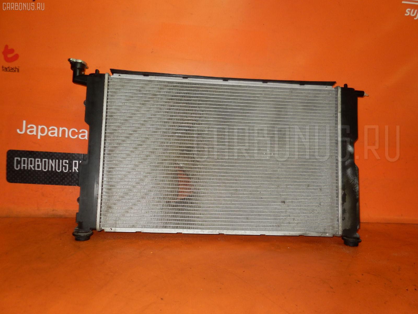 Радиатор ДВС TOYOTA VISTA ZZV50 1ZZ-FE. Фото 4
