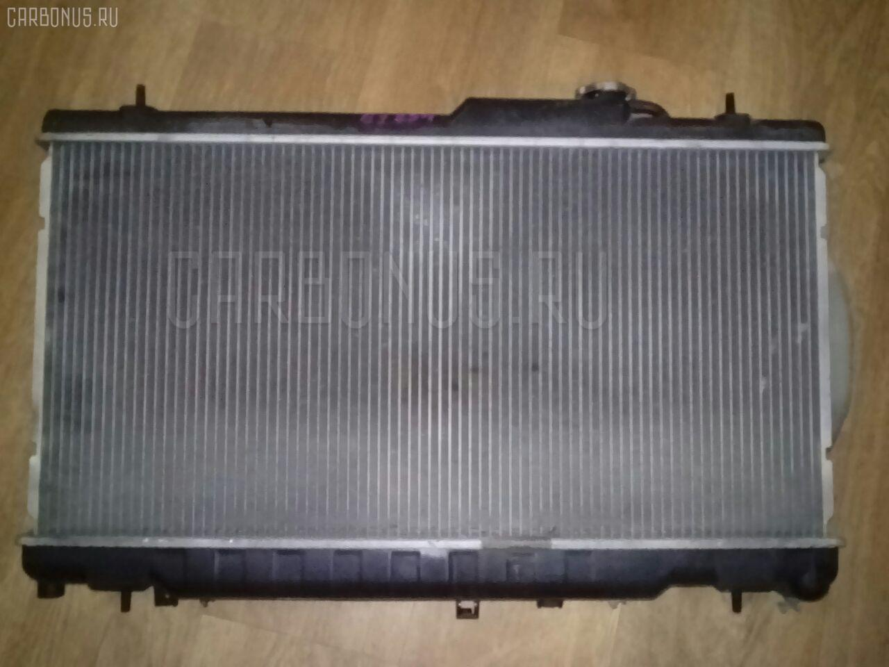 Радиатор ДВС SUBARU LEGACY LANCASTER BH9 EJ254. Фото 9