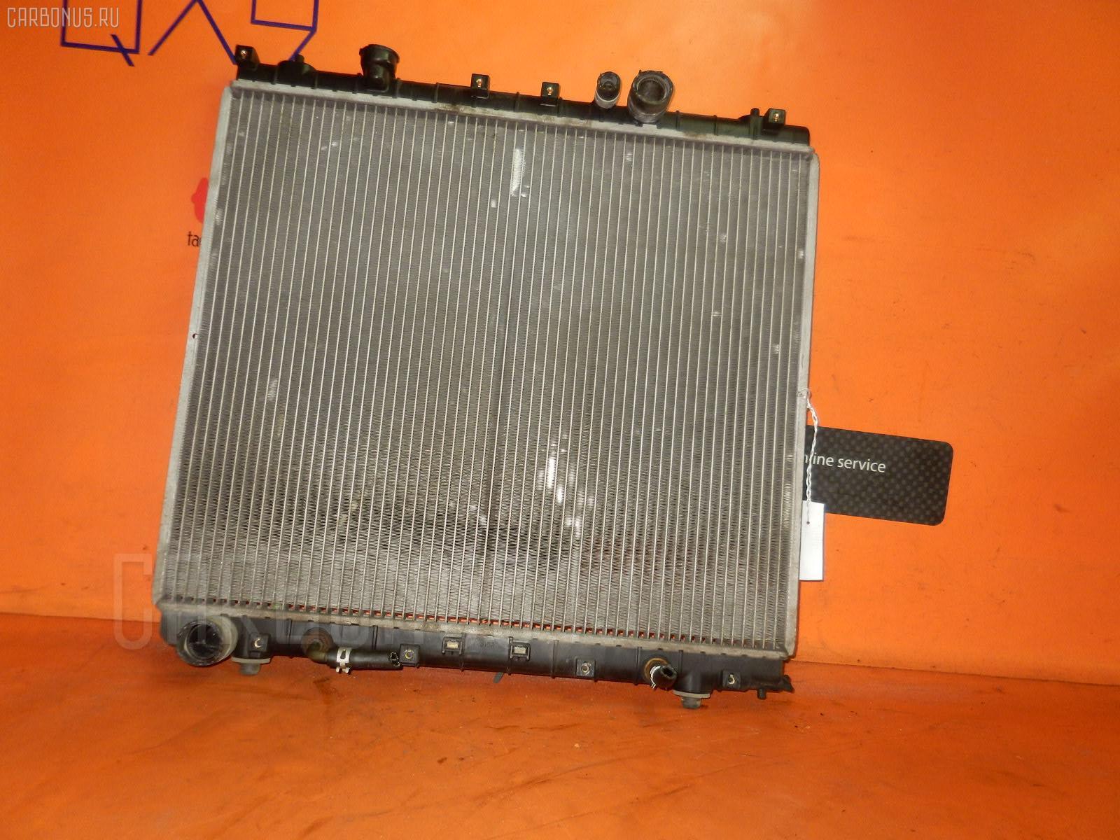 Радиатор ДВС MAZDA FORD FREDA SGEWF FE. Фото 2