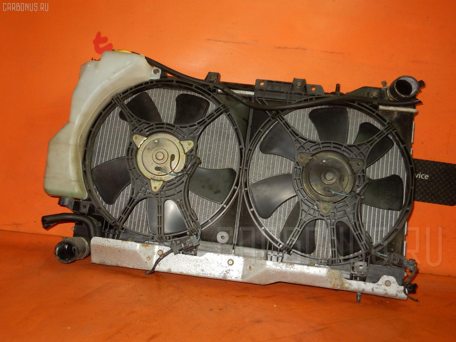 Радиатор ДВС SUBARU FORESTER SF5 EJ205. Фото 6
