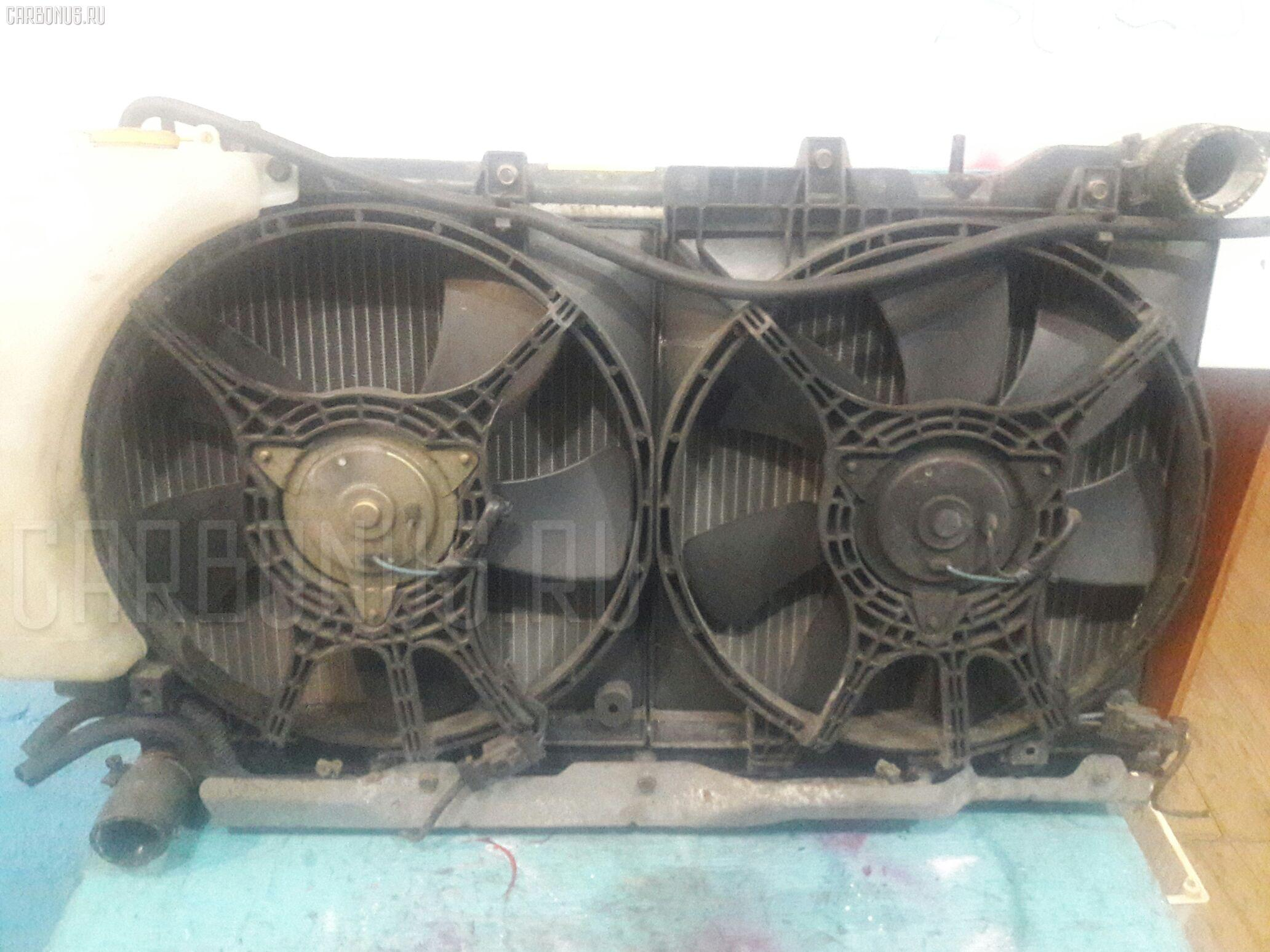 Радиатор ДВС SUBARU FORESTER SF5 EJ205. Фото 3