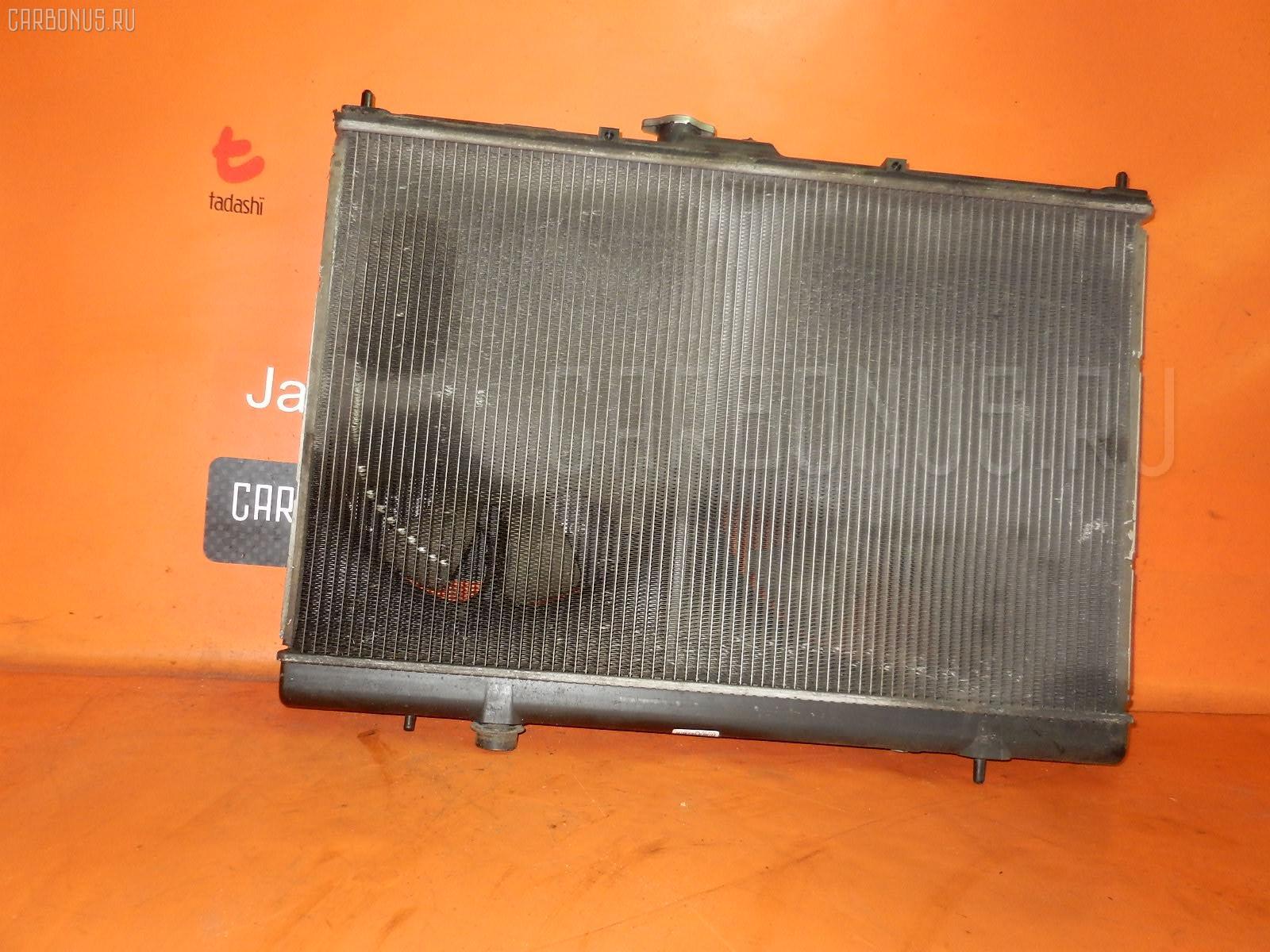 Радиатор ДВС MITSUBISHI CHARIOT GRANDIS N94W 4G64. Фото 8