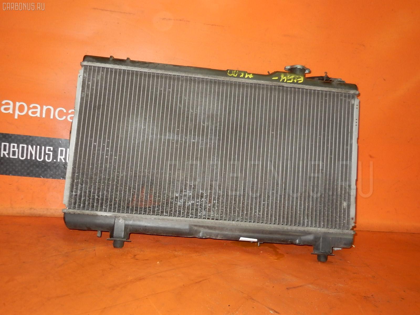 Радиатор ДВС TOYOTA CYNOS EL54 5E-FHE. Фото 4