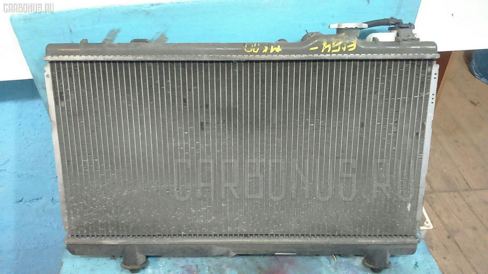 Радиатор ДВС TOYOTA CYNOS EL54 5E-FHE. Фото 1