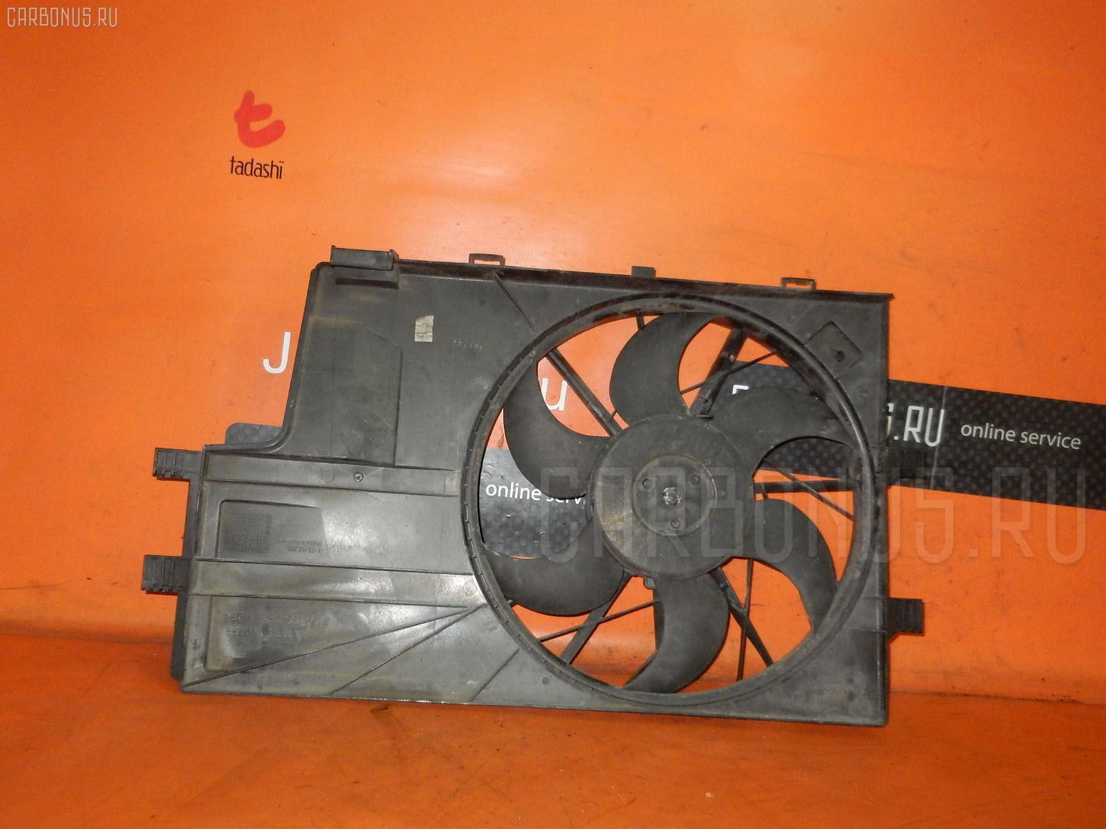 Вентилятор радиатора ДВС MERCEDES-BENZ A-CLASS W168.033 166.960. Фото 2