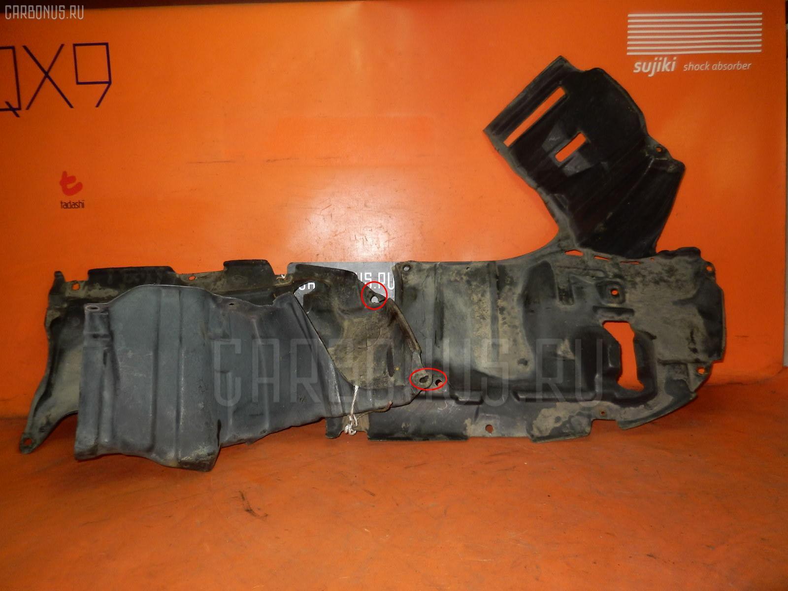 Защита двигателя TOYOTA CALDINA ST210G 3S-GE Фото 1
