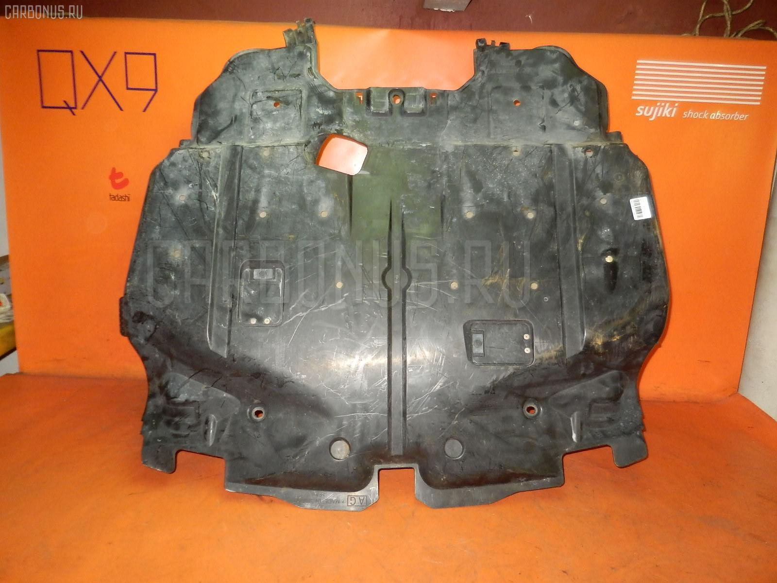 Защита двигателя SUBARU LEGACY B4 BL5 EJ20