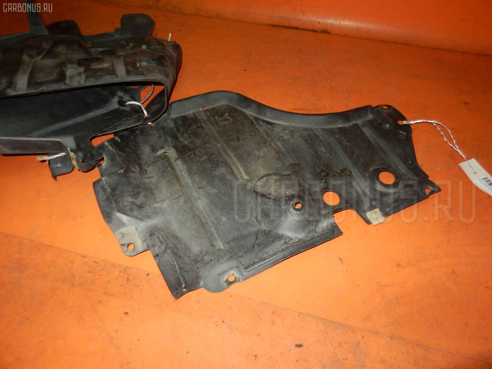 Защита двигателя NISSAN SERENA PC24 SR20DE. Фото 2