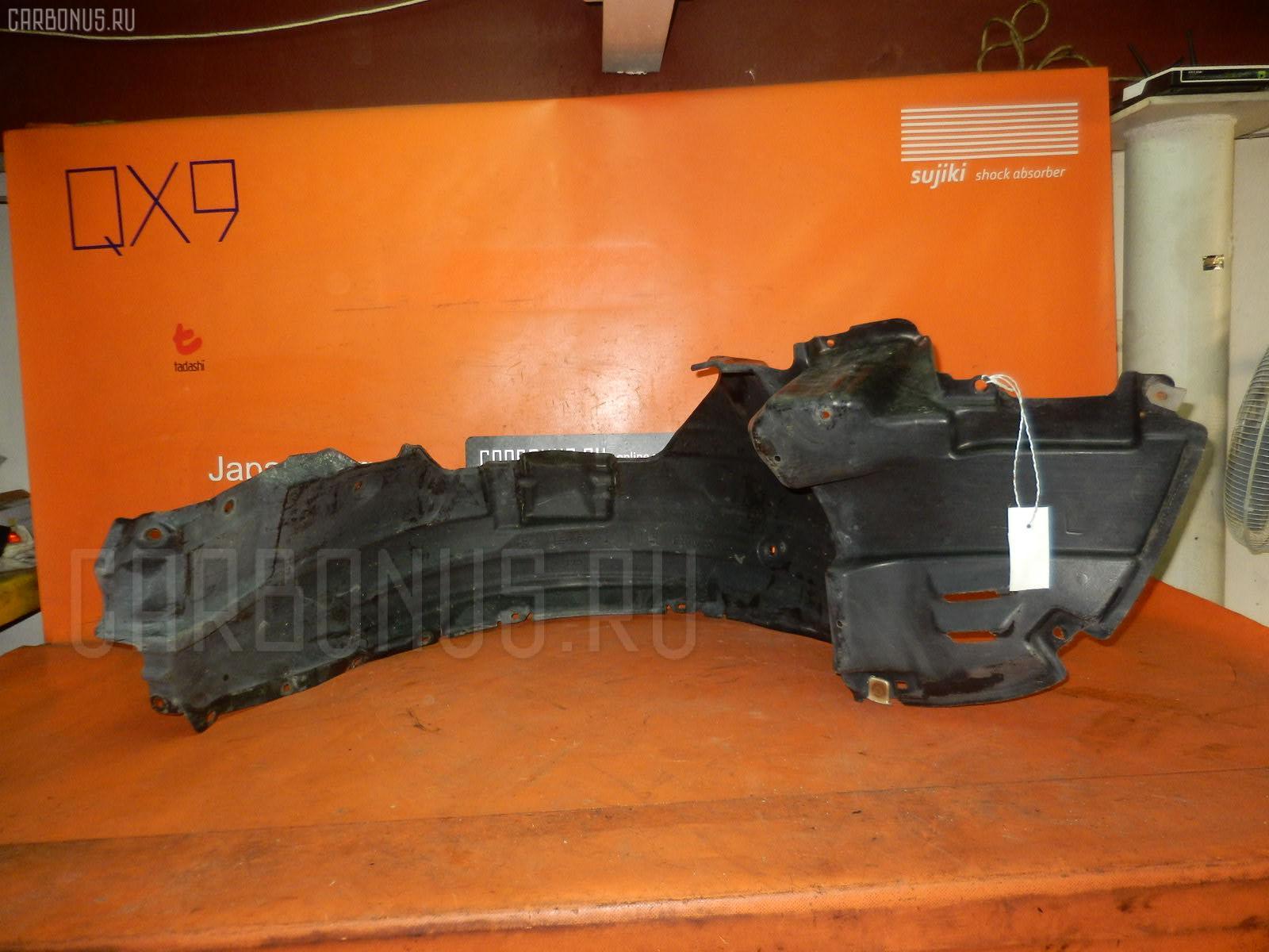 Подкрылок TOYOTA MARK II JZX110 1JZ-FSE. Фото 4