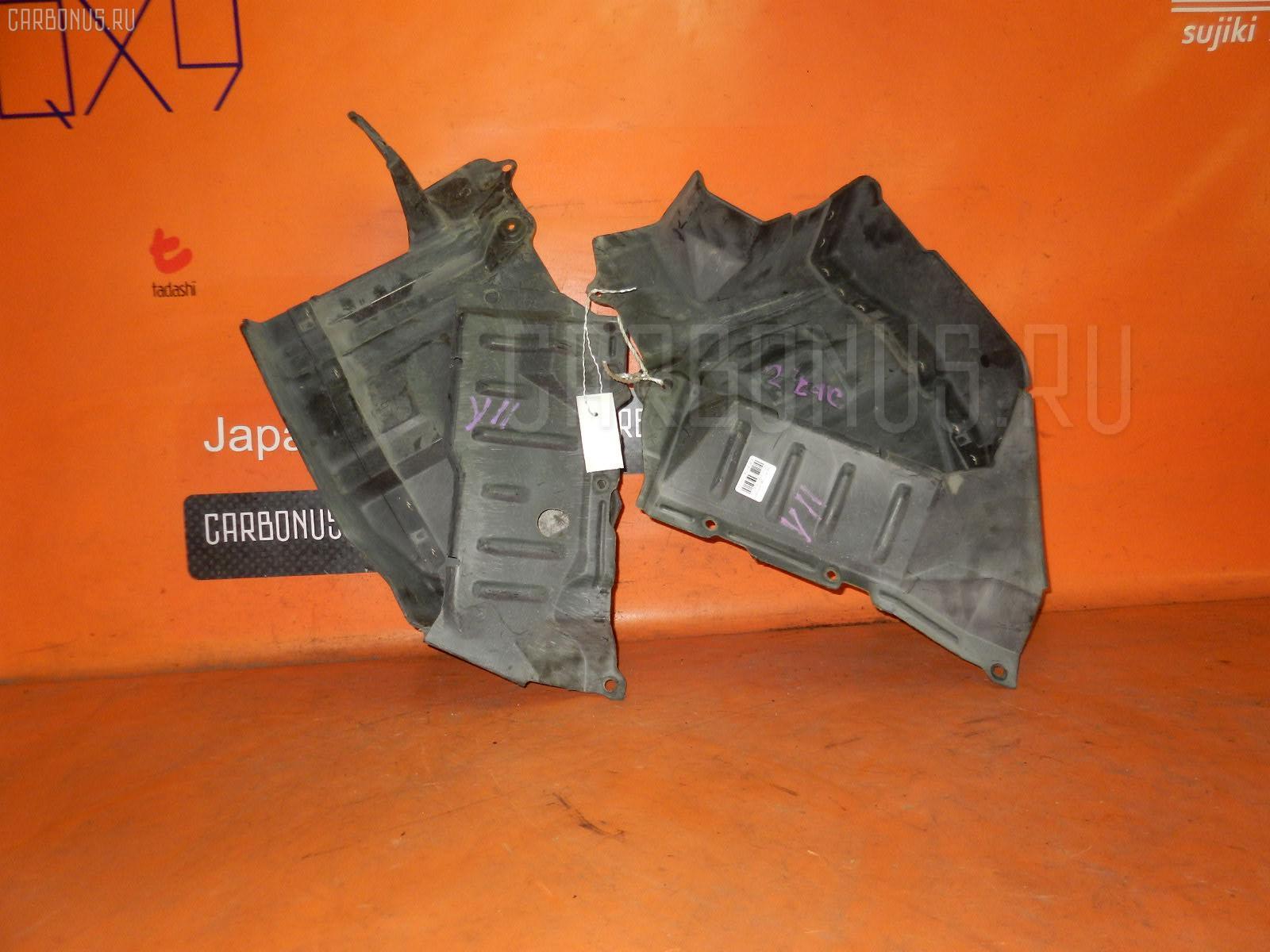 Защита двигателя NISSAN AD VAN VHNY11 QG18DE. Фото 2