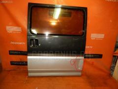 Дверь боковая Mitsubishi Delica star wagon P25W Фото 2