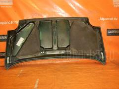 Крышка багажника TOYOTA MR-S ZZW30 Фото 1