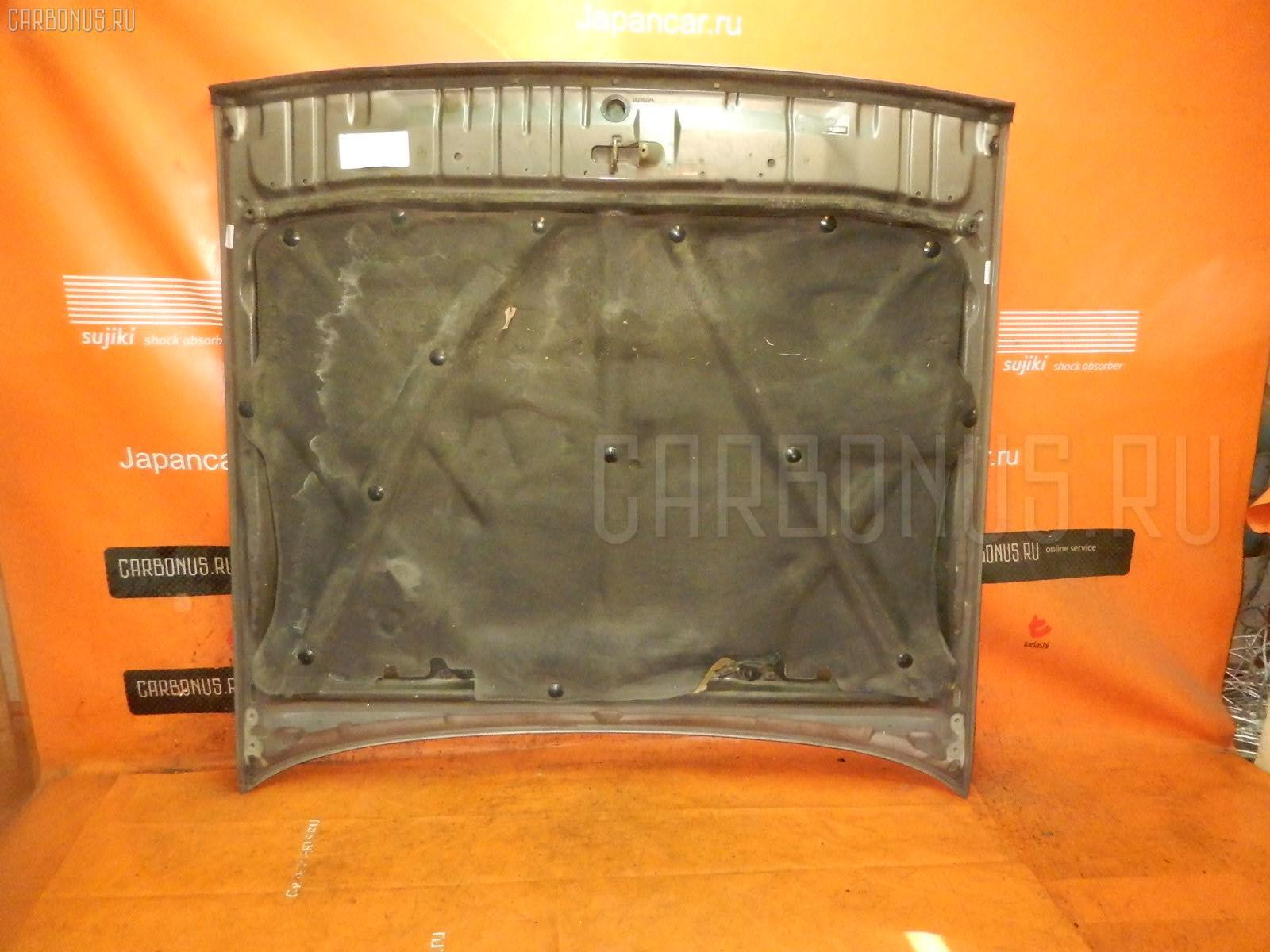 Капот TOYOTA MARK II WAGON GX70G Фото 3