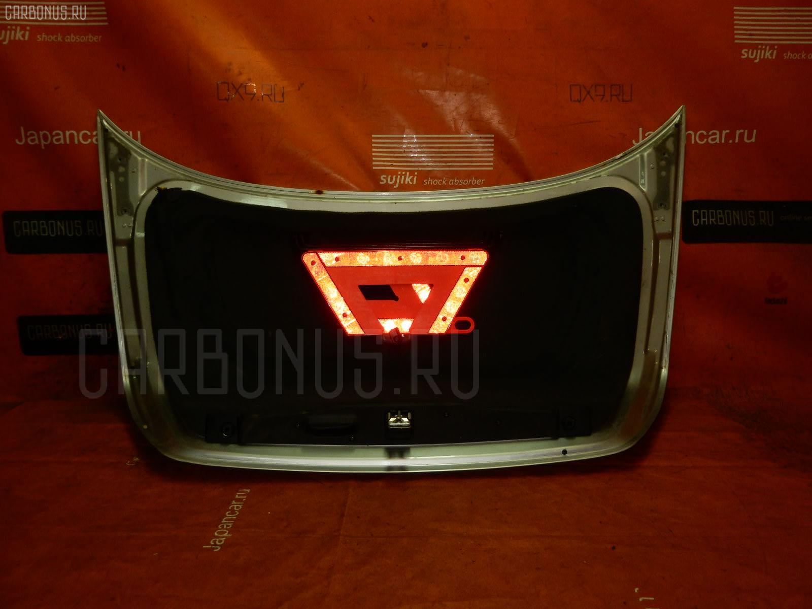 Крышка багажника MERCEDES-BENZ S-CLASS W220.065 Фото 1