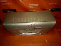 Крышка багажника MERCEDES-BENZ S-CLASS W220.065 Фото 2