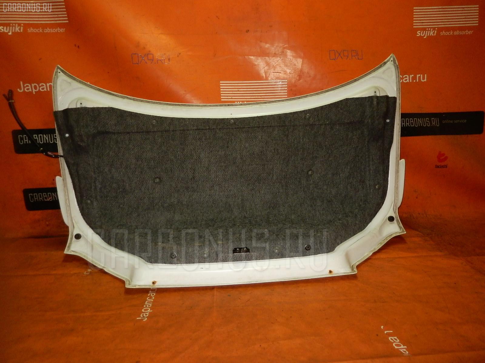 Крышка багажника NISSAN CEDRIC HY33. Фото 2