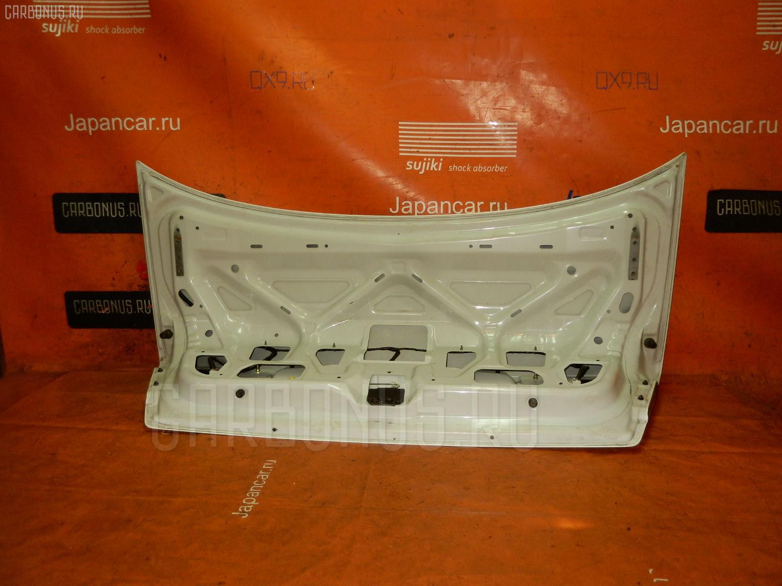 Крышка багажника NISSAN SUNNY FB15. Фото 1