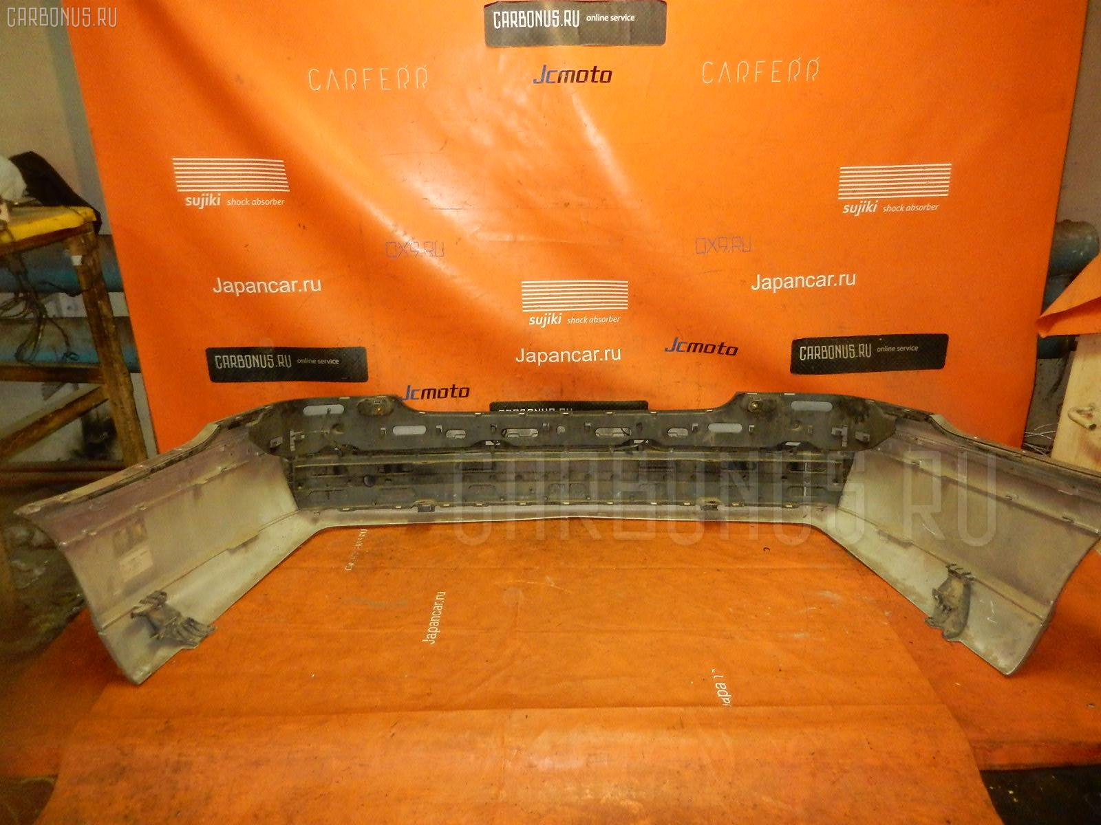 Бампер MERCEDES-BENZ S-CLASS W220.065 Фото 4