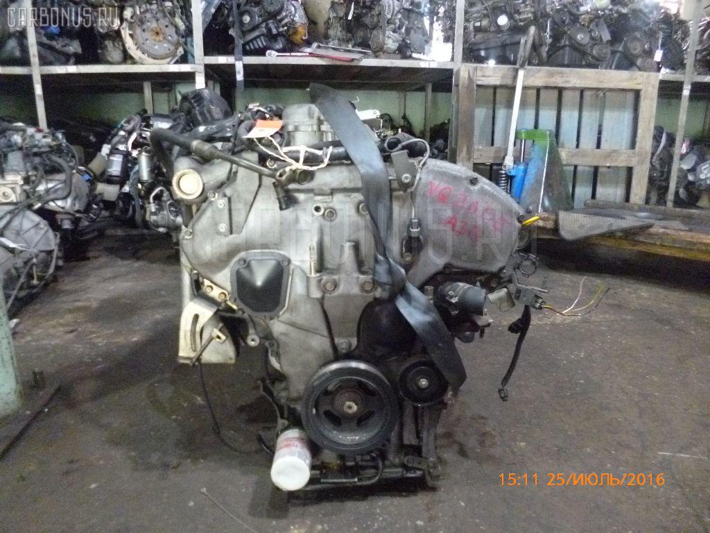 Двигатель NISSAN CEFIRO A32 VQ20DE. Фото 1