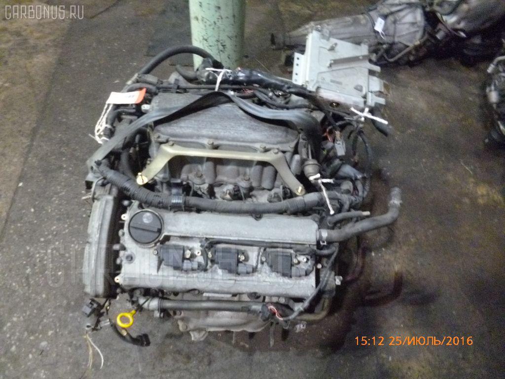 Двигатель NISSAN CEFIRO A32 VQ20DE. Фото 5