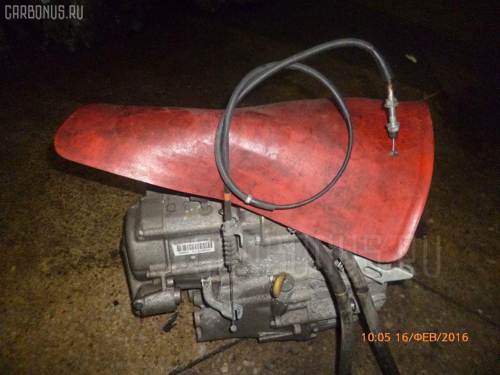КПП автоматическая HONDA PARTNER EY7 D15B. Фото 10
