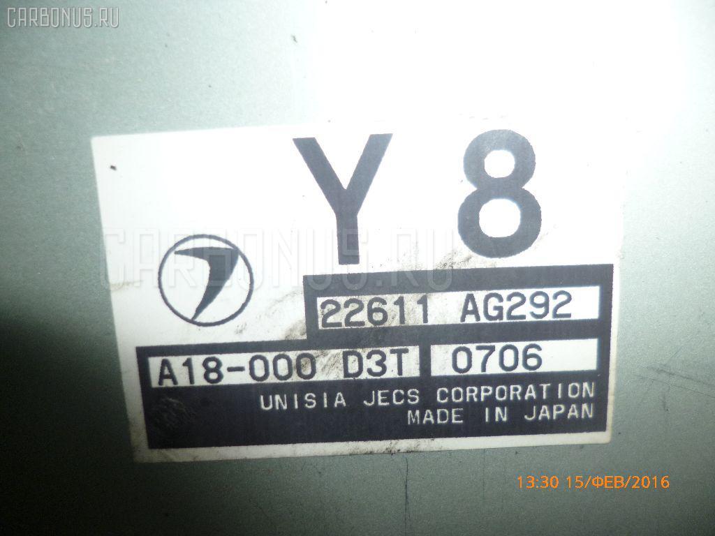 Двигатель SUBARU LEGACY WAGON BH5 EJ206-TT Фото 5
