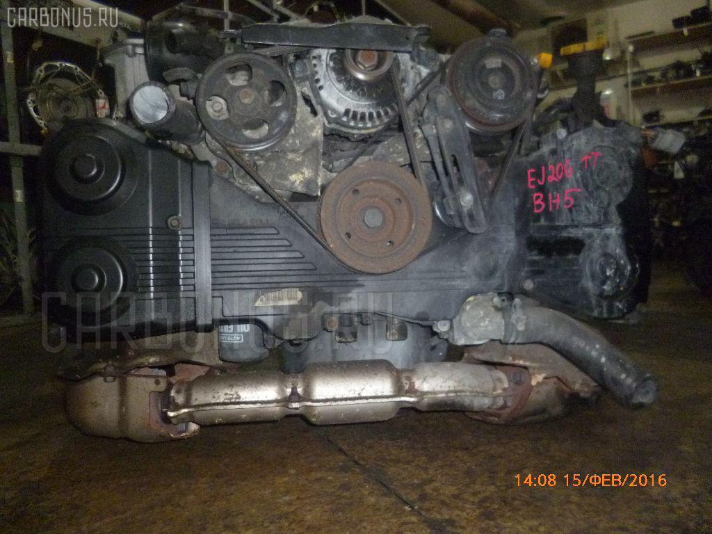 Двигатель SUBARU LEGACY WAGON BH5 EJ206-TT Фото 6