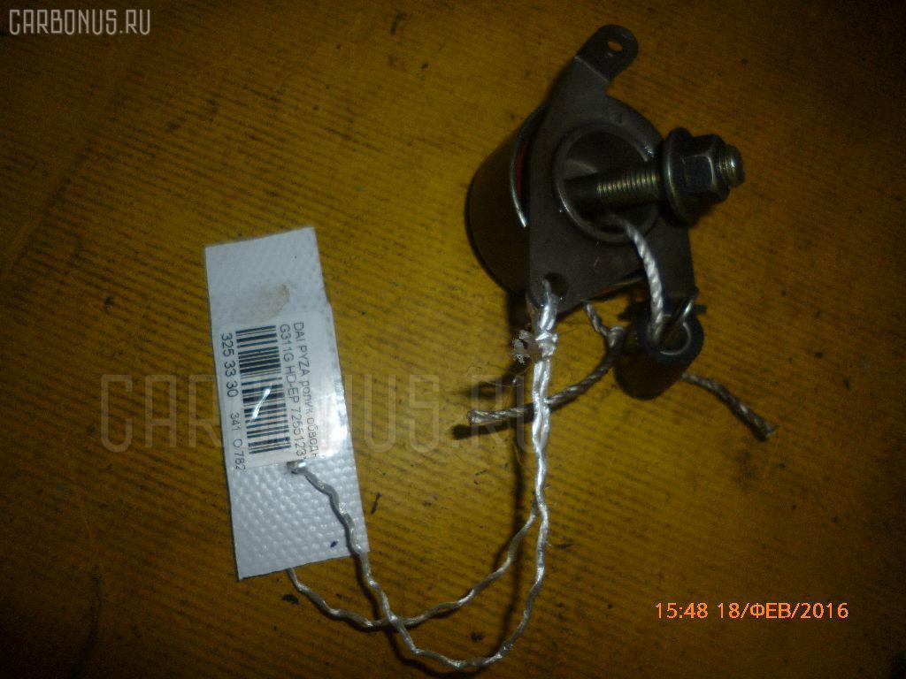 Ролик обводной DAIHATSU PYZAR G311G HD-EP Фото 2