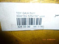Болт крепежный шкива Toyota Gaia SXM15G 3S-FE Фото 3