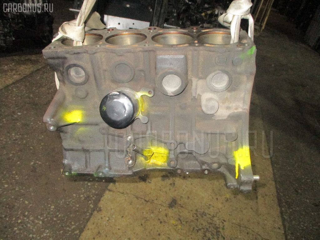 Блок двигателя TOYOTA GAIA SXM15G 3S-FE Фото 1