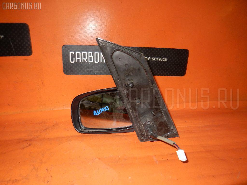 Зеркало двери боковой TOYOTA ISIS ANM10G Фото 1