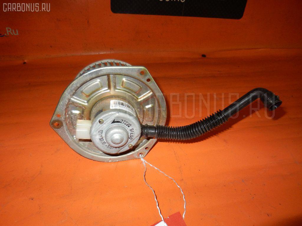 Мотор печки NISSAN PRAIRIE JOY PM11. Фото 4