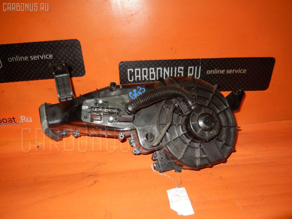 Мотор печки SUBARU IMPREZA WAGON GG3. Фото 8