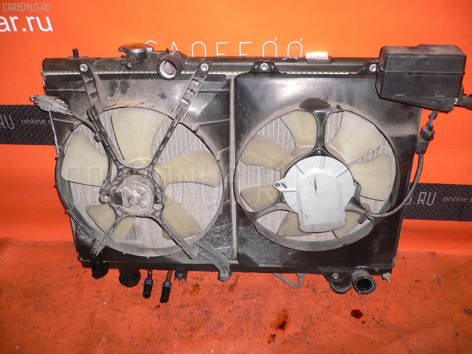 Вентилятор радиатора ДВС TOYOTA GAIA ACM10G 1AZ-FSE Фото 4