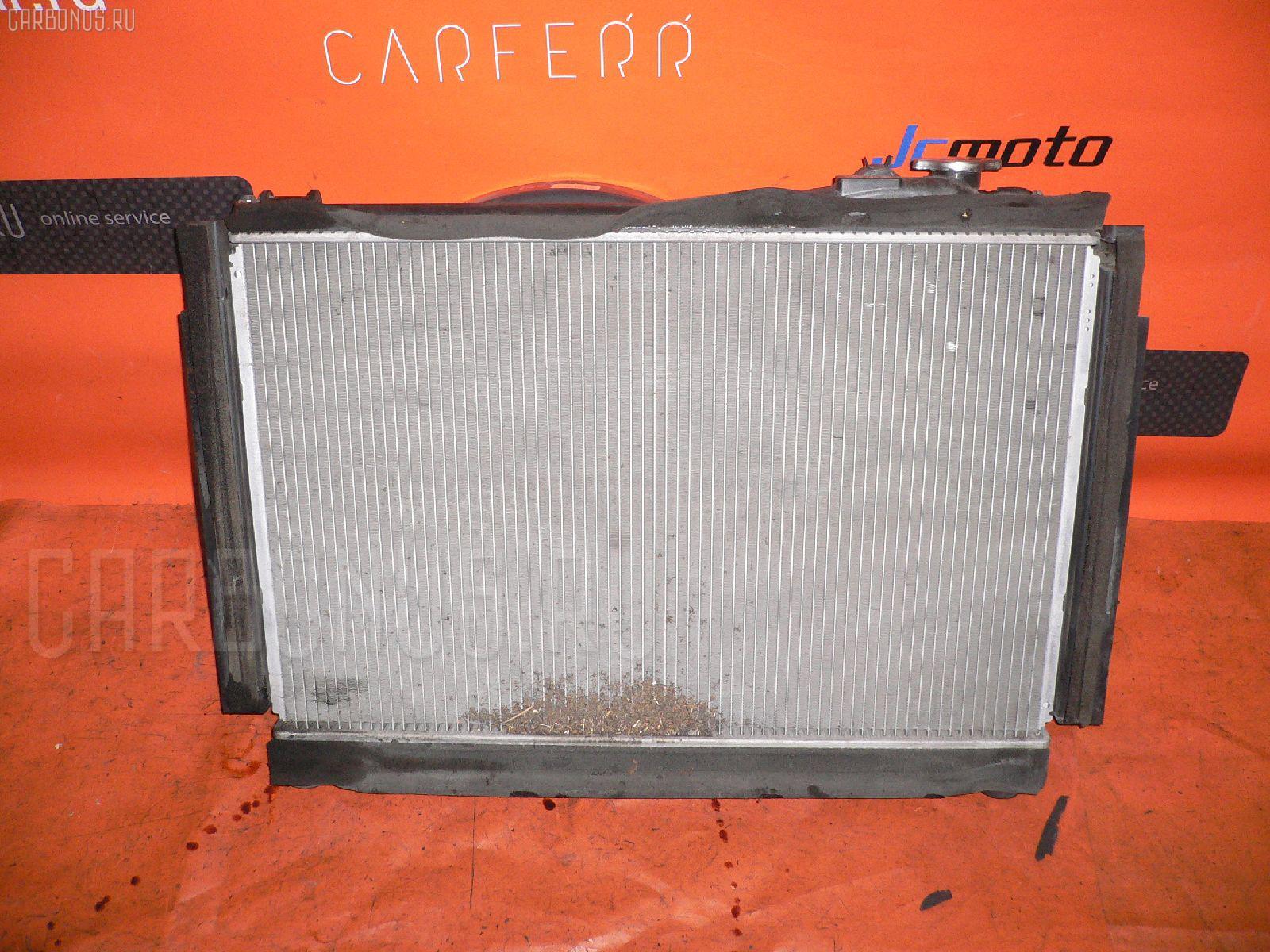 Радиатор ДВС TOYOTA CROWN GS151 1G-FE. Фото 6