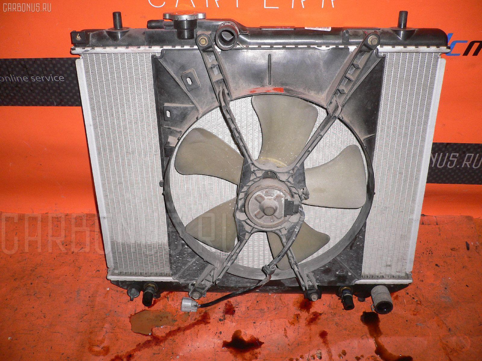 Радиатор ДВС DAIHATSU TERIOS KID J111G EF-DEM. Фото 2