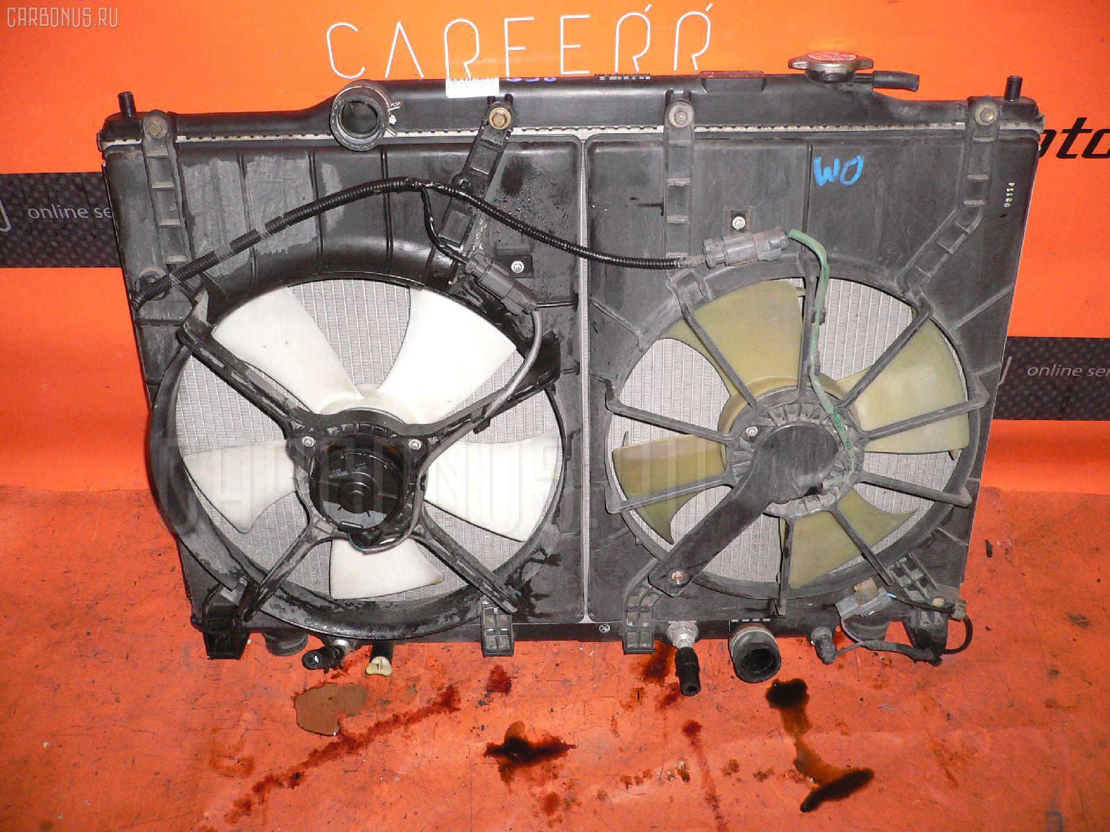Радиатор ДВС HONDA STEPWGN RF5 K20A. Фото 1