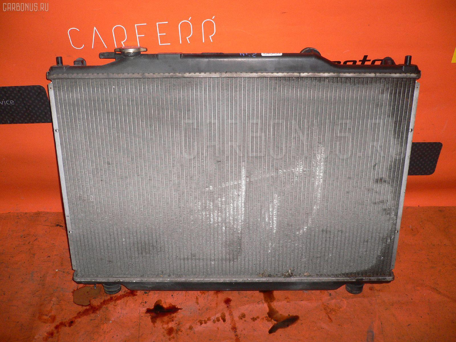 Радиатор ДВС HONDA STEPWGN RF5 K20A. Фото 2