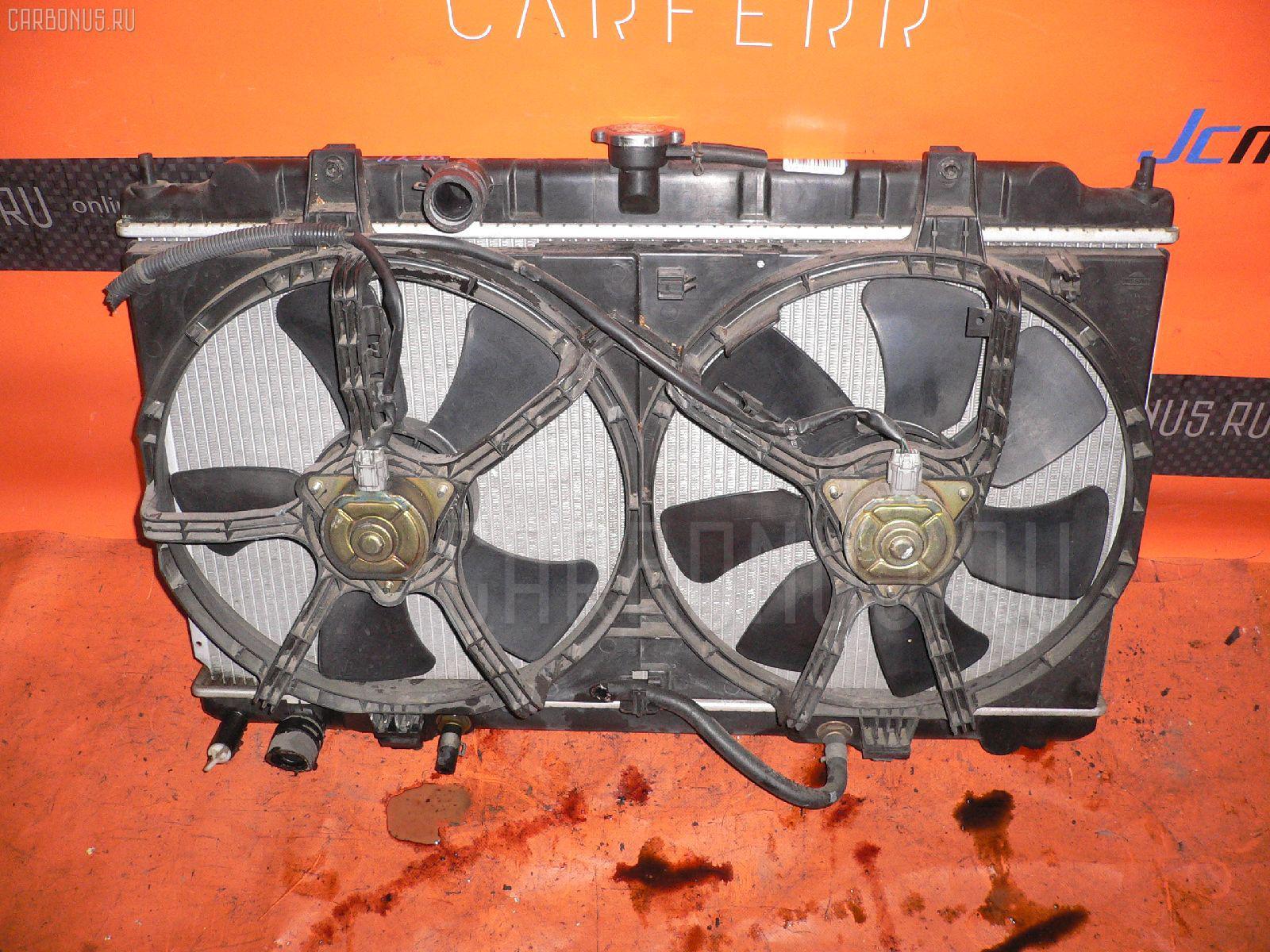 Радиатор ДВС NISSAN WINGROAD WFY11 QG15DE Фото 1