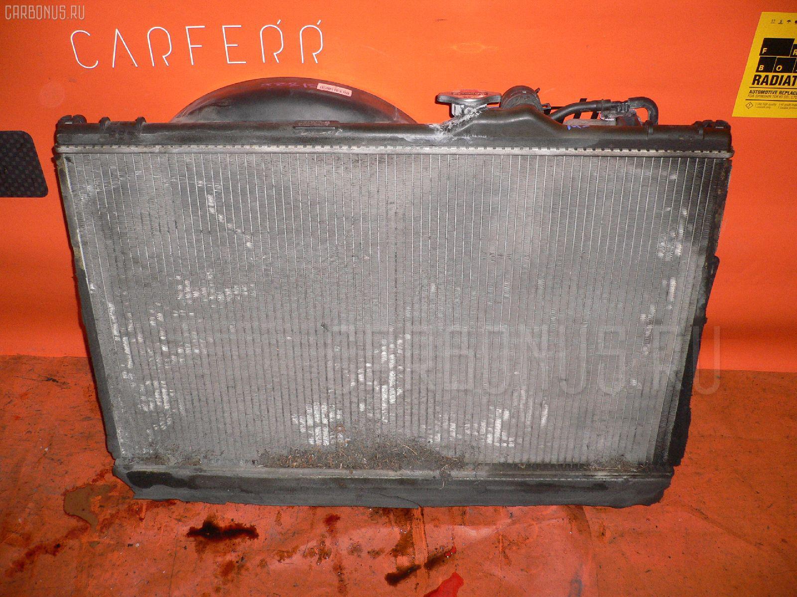 Радиатор ДВС TOYOTA CROWN JZS151 1JZ-GE. Фото 11