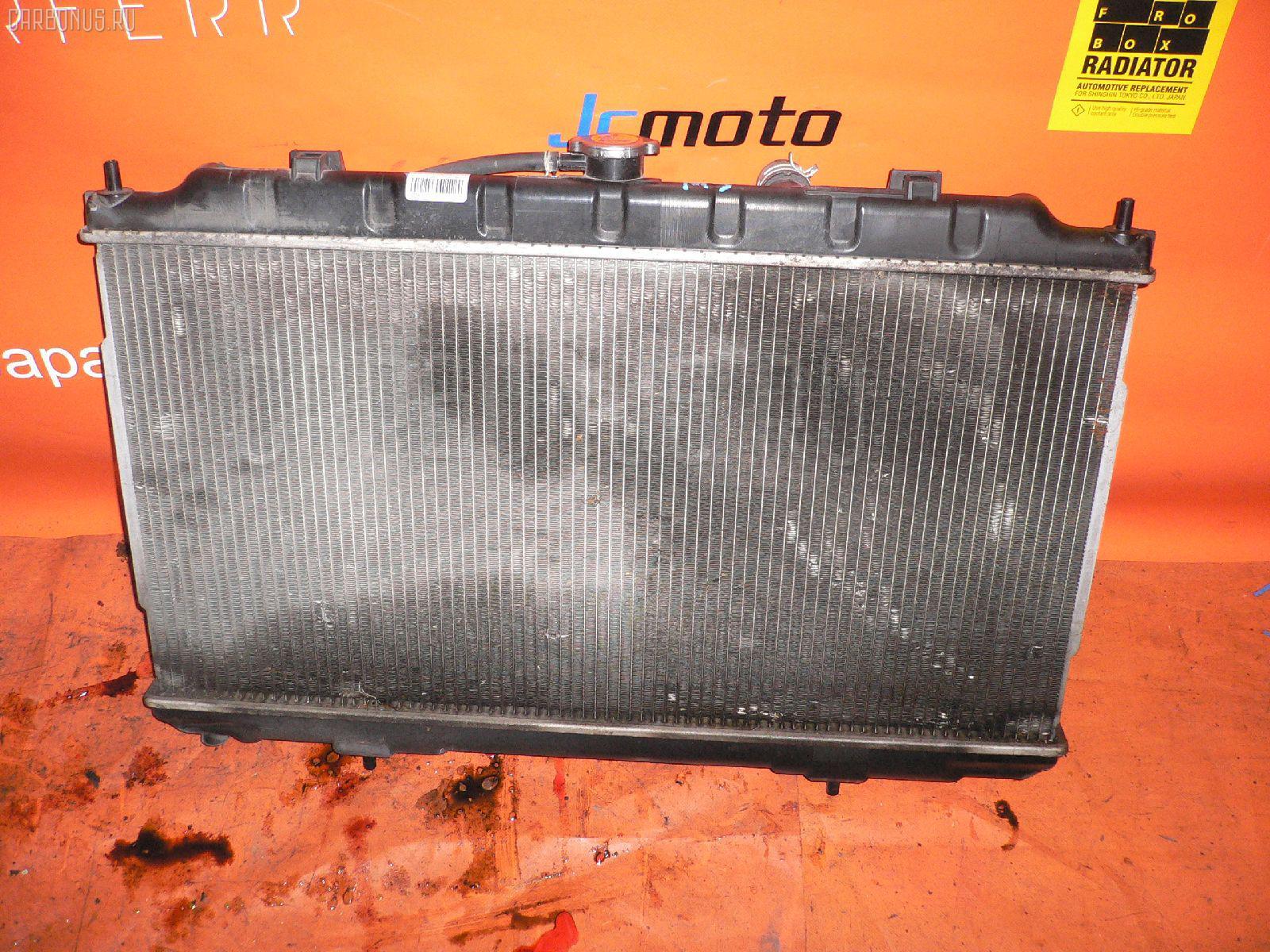 Радиатор ДВС NISSAN AD VAN VFY11 QG15DE. Фото 5