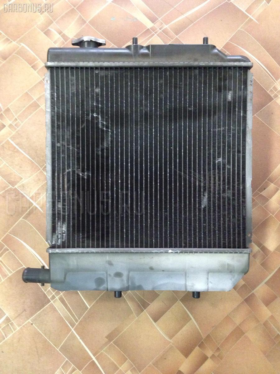 Вентилятор радиатора ДВС MAZDA DEMIO DW5W B5 Фото 2